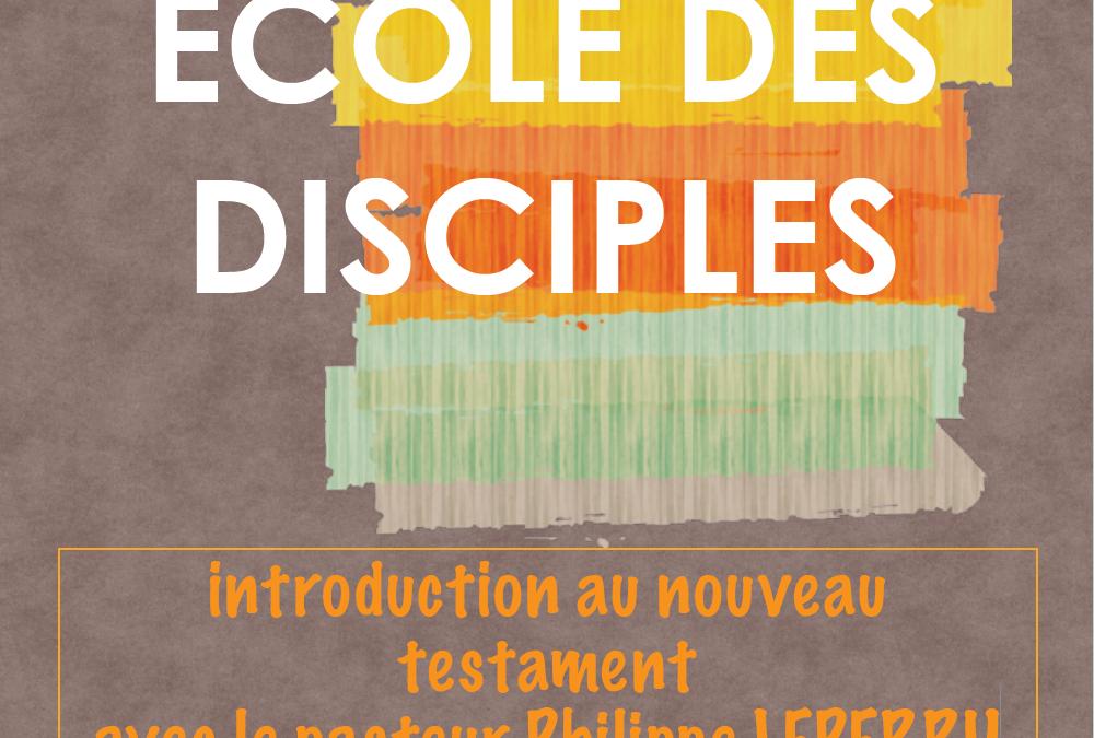 Philippe Leperru Introduction au Nouveau Testament