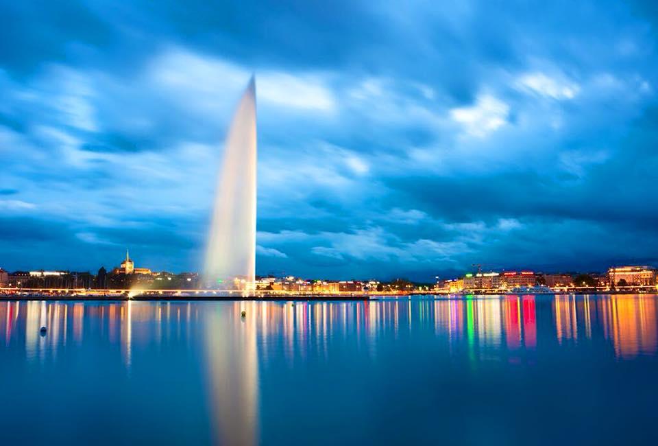 Jeu : Découverte de la ville de Genève