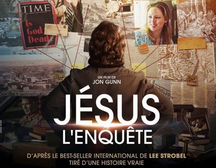 Projection du film «Jésus, l'enquête»