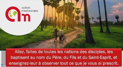 Action Missionnaire Décembre 2019