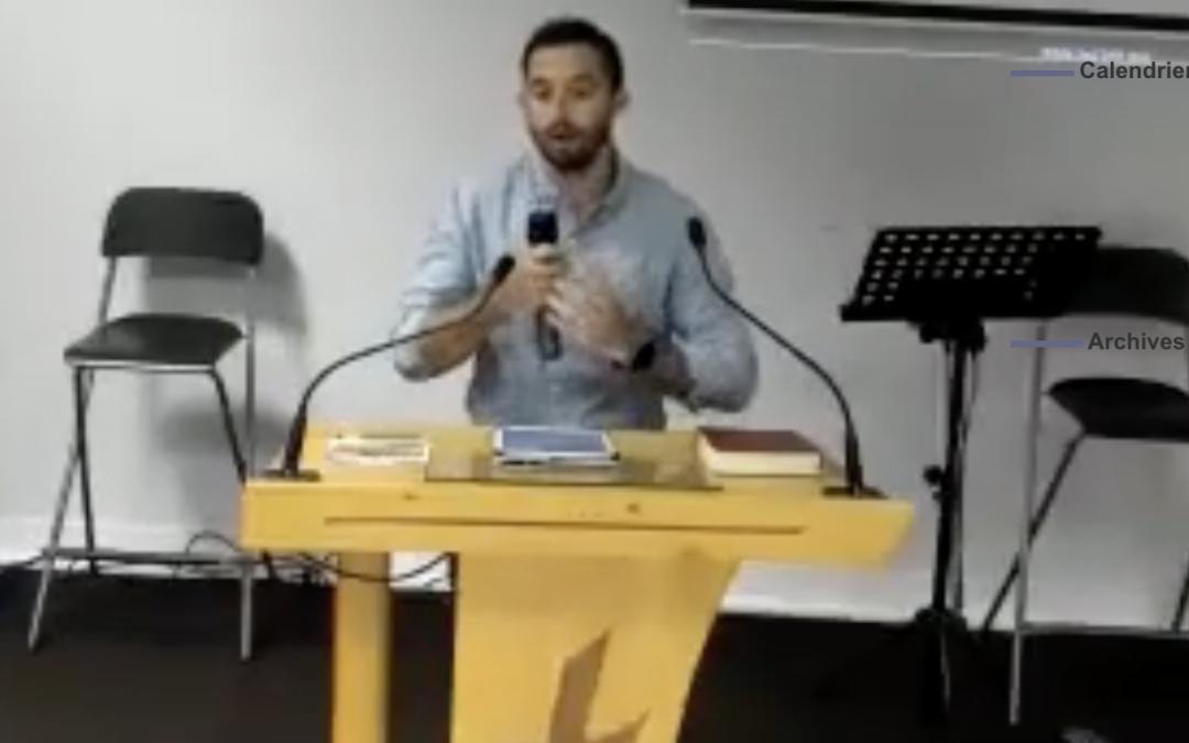 Approchons-nous de la montagne de Dieu